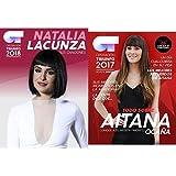 Pack Natalia Lacunza: Sus canciones + Aitana Ocaña: OT 2017 Sus canciones