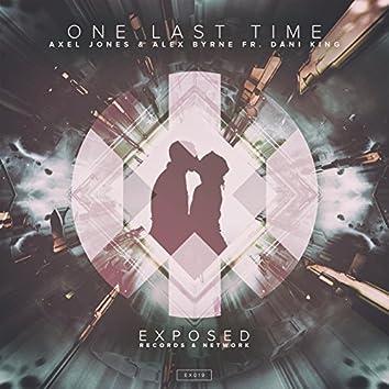 One Last Time (feat. Dani King)
