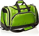 AmazonBasics - Sporttasche, Größe M, Grasgrün