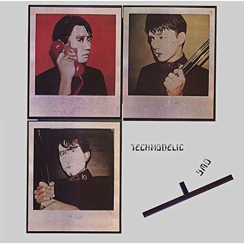 テクノデリック YELLOW MAGIC ORCHESTRA