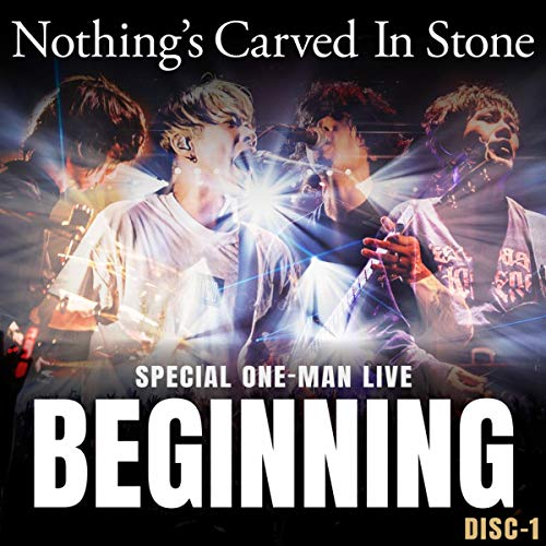 [Single]Beginning – Nothing's Carved In Stone[FLAC + MP3]