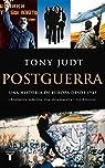 Postguerra. Una historia de Europa desde 1945 par Judt