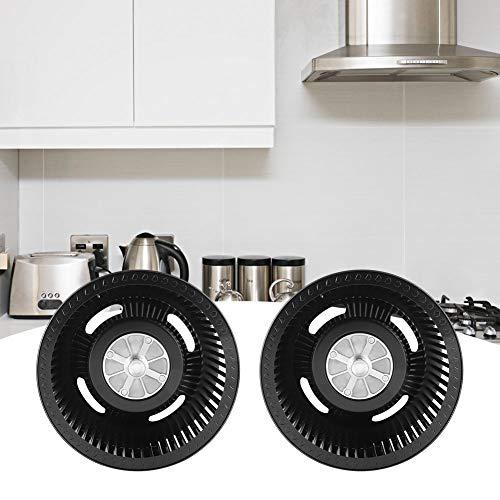Rehomy Stainless Steel Blower Wheel Range Hood Wheel Replacement Kitchen Ventilador.