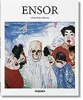 James Ensor: 1860-1949: Masks, Death, and the Sea (Basic Art Series 2.0)