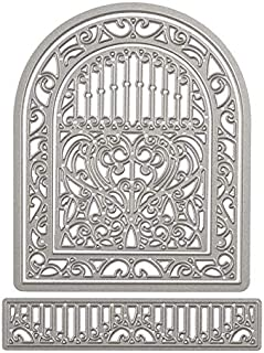 Best wrought iron patterns stencils Reviews