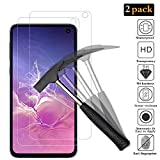 ANEWSIR [2 Pack Protector de Pantalla para Samsung Galaxy S10e, Premium Cristal Templado para Samsung Galaxy S10e [2.5D] [9H Dureza][Alta Definicion][Garantía de por Vida].