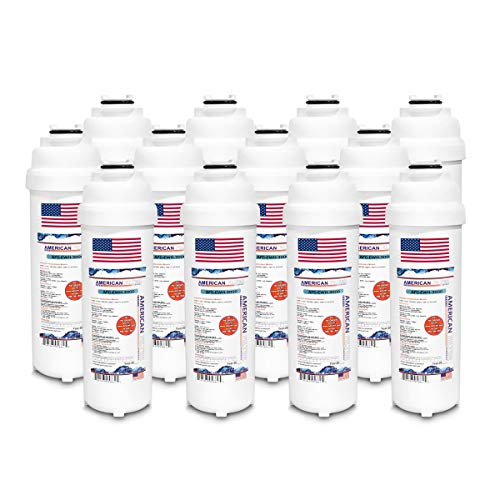 American Filter Company 12-Pack (TM) Brand Water Filters (Comparable with ELKAY (R) 51300C Filters)