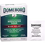 Domeboro Astringent Solution Powder Packets - 12 packets, Pack of 5