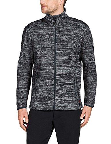 VAUDE Rienza II Veste Homme Grey Mélange FR : M (Taille Fabricant : M)