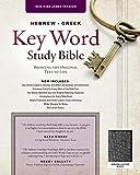 The Hebrew-Greek Key Word Study Bible: NKJV Edition, Black Genuine Leather (Key Word Study Bibles)