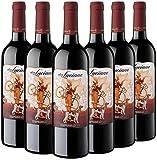 Lote de 24 Botellines Botellas Vino Don Luciano Tempranillo Cosecha 375ml - Vinos Baratos para Detalles de Bodas