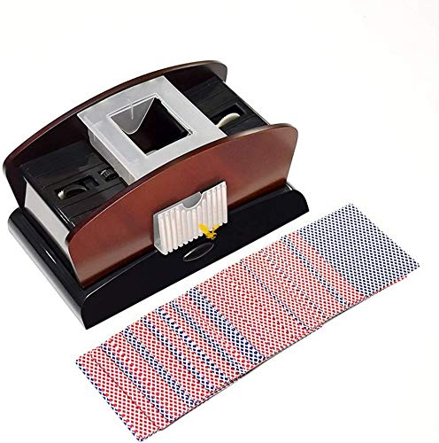 Best electronic card shuffler
