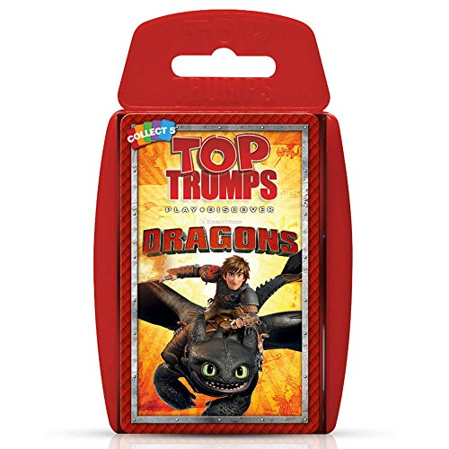 Top Trumps -How to Train Your Dragon