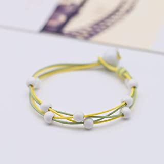 Simple fashion couple star bracelet female wild star super fairy personality trendy girlfriend jewelry
