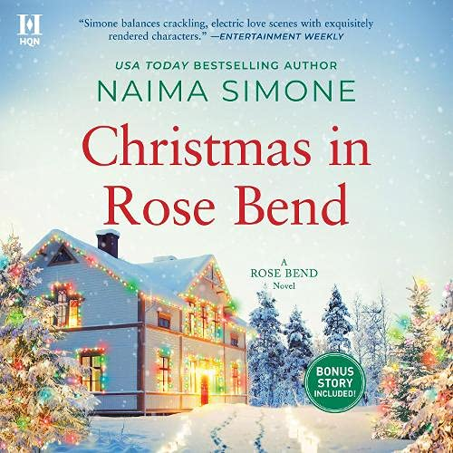 Christmas in Rose Bend Audiobook By Naima Simone cover art