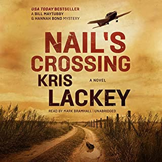 Nail's Crossing audiobook cover art