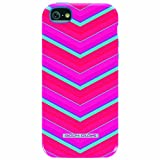 Body Glove Splash Cell Phone Case for iPhone 5/5s/SE, Pink/Chevron
