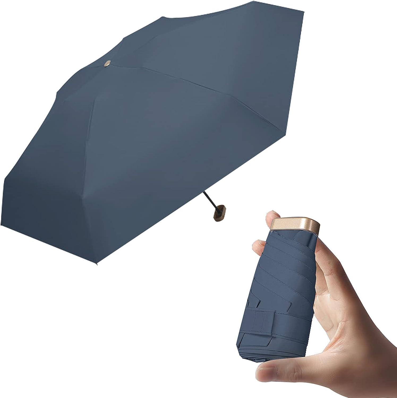 Axnhbubu UPF 50+ Seattle Mall UV Protection Umbrella Mini 5.5in Super beauty product restock quality top! small Folding