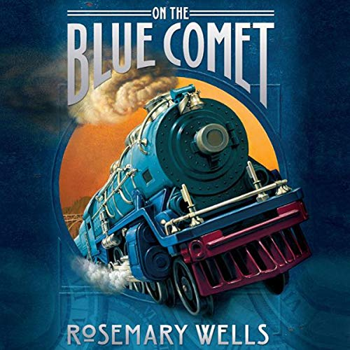 On the Blue Comet  By  cover art