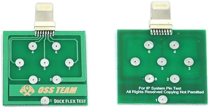 Professional Mobile Phone Battery Power Charging Dock Flex Tester Repair Tool for Battery Dock Plug