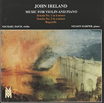 Ireland: Music for Violin and Piano