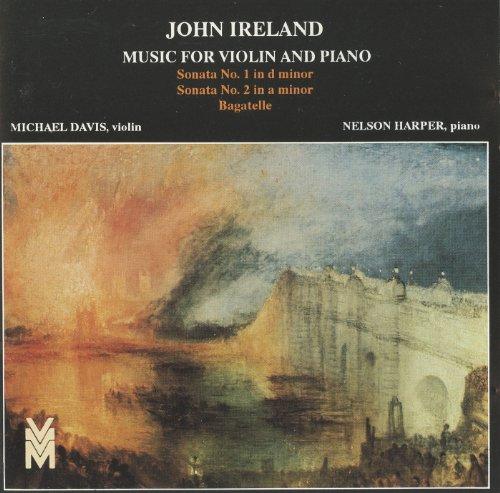 Violin Sonata No. 2 in A Minor: III. In tempo moderato - con brio
