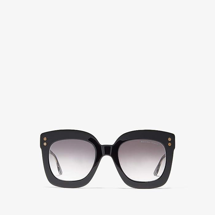 Bottega Veneta  BV0238S (Black) Fashion Sunglasses