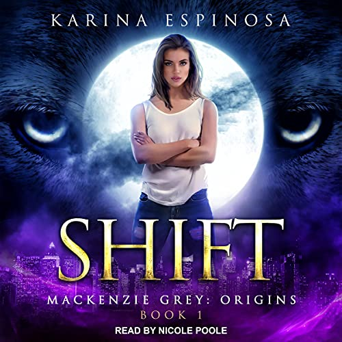 Shift cover art