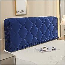 Headboard Cover Super Soft Comfotable Short Plush Slipcover Full Bed Soft Headboard Cover for Wooden Upholstered Leather B...