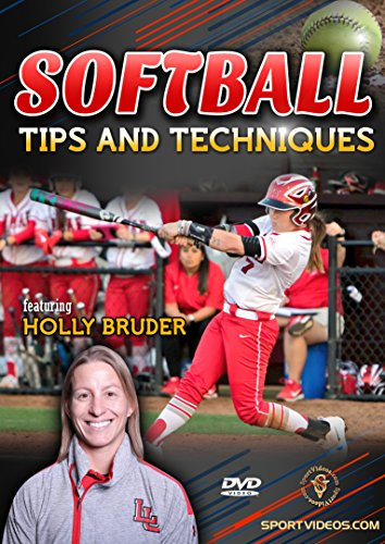 Softball Tips and Techniques DVD featuring Coach Holly Bruder
