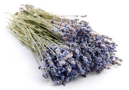 Lavender-dried