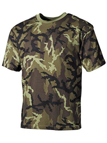 US T-shirt CZ Militaire Camouflage - - XXXL