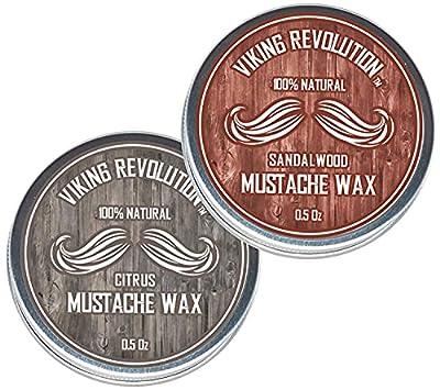 Mustache Wax Pack Beard