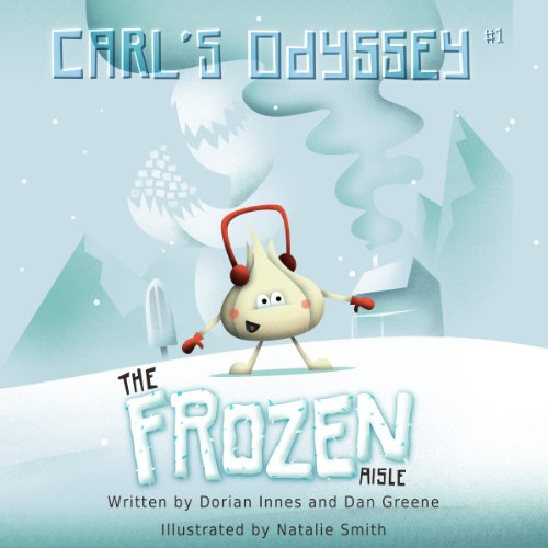 The Frozen Aisle audiobook cover art