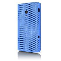 MSY Polyvalent Series Web Case for Xperia X10,SO-01 Aqua Blue/水色 EPA01-005ABL