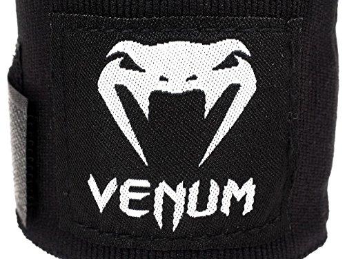 Venum Unisex Adult Kontact Boxing Handwraps, Black, 2.5m
