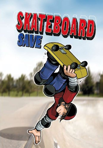 Skateboard Save (Sports Stories) (English Edition)