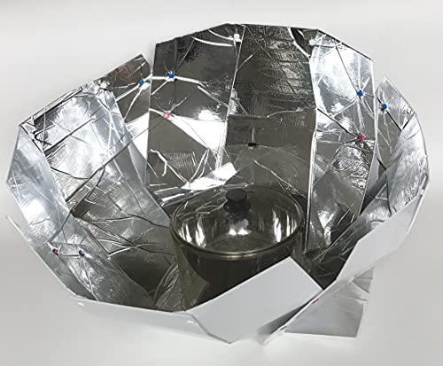 Haines 2.0 SunUp Solar Cooker and Dutch Oven Kit