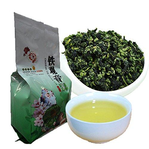 Directo de fábrica 50g (0.11LB) Chino Tieguanyin Oolong Tea Anxi Tie Guan Yin Té verde Alto costo efectivo Tikuanyin té Comida verde