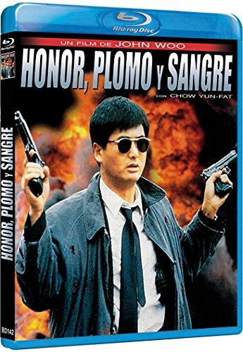 Honor, Plomo Y Sangre [Blu-ray]