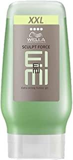 Wella Professionals EIMI Sculpt Force Gel Extra fuerte, 1 unidad (1 x 250 ml)