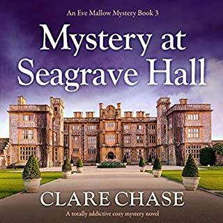 Mystery at Seagrave Hall cover art