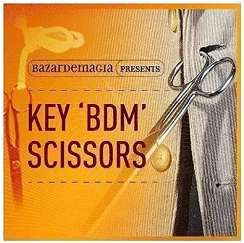 marca SOLOMAGIA Key BDM Scissors by Bazar Bazar Bazar De Magia - Magic with Ropes - Trucos Magia y la Magia - Magic Tricks and Props  minoristas en línea