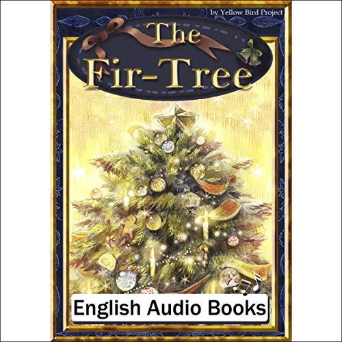 『The Fir-Tree(あるもみの木の物語・英語版)』のカバーアート