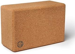 マンドゥカ(Manduka) コルクブロック Cork Block【日本正規品】 yoga ヨガブロック サポート ヨガグッズ プロップス 補助 401105042