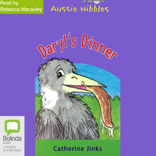 Daryl's Dinner:Aussie Nibbles cover art