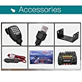 IanqAzwibvd-UK QYT KT8900 Mini Dual Band Autoradio Mobiler Transceiver Fahrzeugstation schwarz