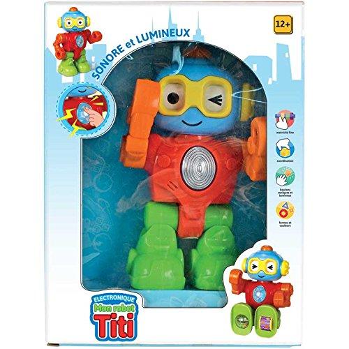 WDK Partner- Robot Titi ELECTRONIQUE, ABC-302932/8808-13
