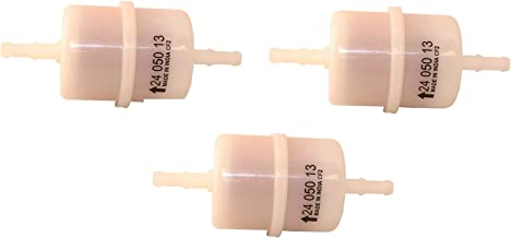 Kohler 24 050 13-S Package of 3 Fuel Filters For Kohler Engines