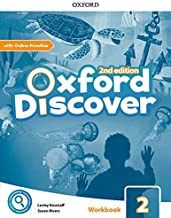 Oxford Discover: Level 2: Workbook with Online Practice Pack
